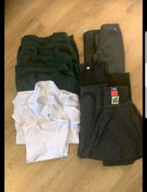 Girls school uniform bundle 8 years