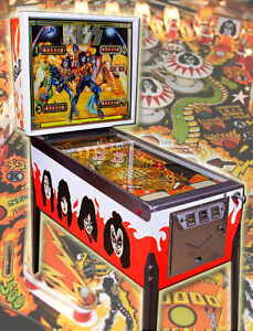LOOKING FOR PINBALL and/or  ARCADE MACHINE/ CABINET