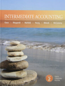 Intermediate Accounting Tenth Canadian Edition Volume 2