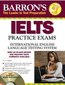 IELTS Practice Exams Book with 2 Audio Cds