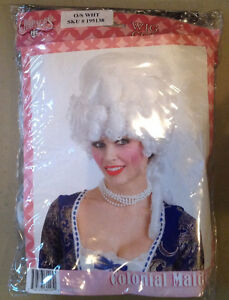 Colonial Maid Wig - New in Packaging