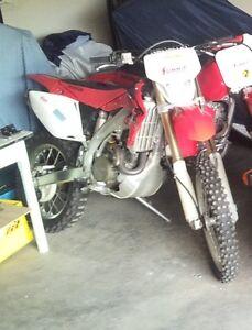 STOLEN  CRF 450X  2007