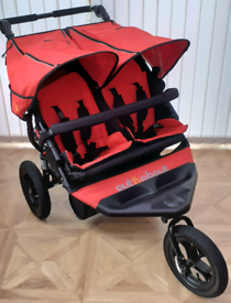 Out N About Double Buggy.
