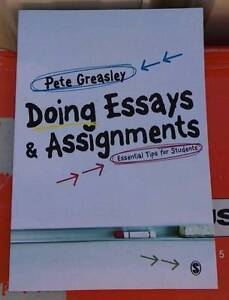Doing essays and assignments by Pete Greasley. Canning Vale Canning Area Preview