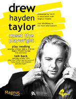 Play Reading with Drew Hayden Taylor