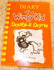 Diary of a Wimpy Kid book 11 - DOUBLE DOWN