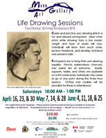 Life Drawing Sessions at Mann Art Gallery