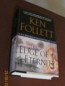 EDGE OF ETERNITY- FOLLETT – Ken Follett's Book 3 of the Century