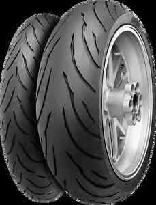 Continental ContiMotion sportbike tires