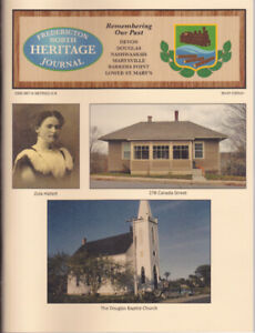 2019 Fredericton North Heritage Journal