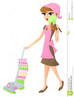 HOUSEKEEPING SERVICES OFFERRED  FOR WEEKLY/BIWEEKLY CLEANINGS!