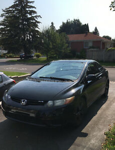 2006 Honda Civic Coupe Coupe (2 door)