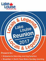 Locals & Legends - A Lake Louise Reunion