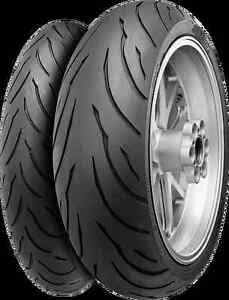 Continental Contimotion tires