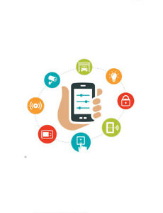 Smart Home Automation. Smart Devices Installation.