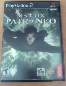 The Matrix: Path of Neo for PS2