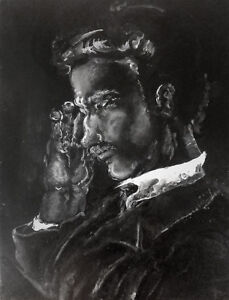 ORIGINAL ARTWORK / PAINTING - Nikola Tesla London Ontario image 1