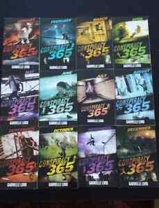 Conspiracy 365 Book Series