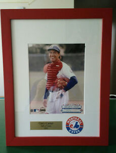 Gary Carter Hall of Fame inductee photo