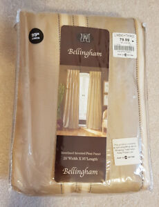 Tall Insulated Blackout Curtains