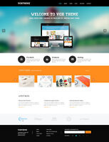 BUSINESS WEBSITE DESIGN SERVICE (Full Package) LOW PRICE