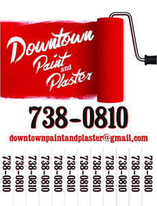 Professional paint and plaster in time for the holidays! St. John's Newfoundland image 1