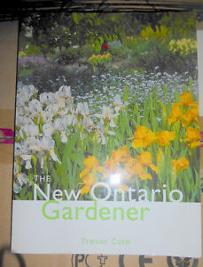 Book: The New Ontario Gardener (like new condition) Kitchener / Waterloo Kitchener Area image 1