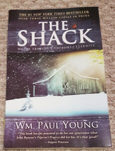 The Shack by Paul Young.