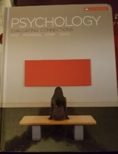 NEVER USED TEXTBOOK - PSYCH 260/261