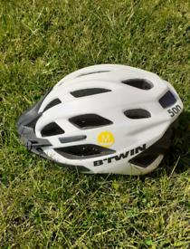 Ladies bicycle helmet
