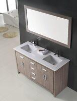 ⎷⎛Contemporary Bathroom Vanity & Cabinet Urban Flare SL60D