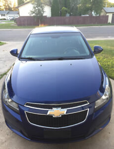 2012 Chevrolet Cruze LT Turbo Sedan $8900 OBO