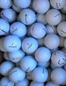 Used Pro V Golf Balls In Brand New Condition