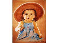 ART, Portrait commissions, gifts
