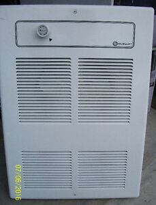 Chauffage mural Ouellet 4000 watts, Thermostat intégré,