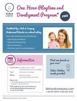Parent and Baby Playgroup Tuesday Mornings in Montreal!