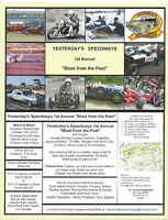 Yesterdays Speedways 1st Annual Blast from the Past
