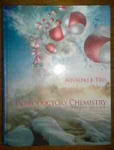 Biology and Chemistry books from NSCC