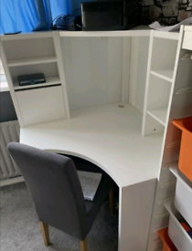 Ikea Galiat corner desk