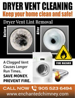 DRYER VENT CLEANING - PROFESSIONAL VENT CLEANING SERVICES