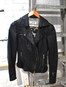 Danier Leather Jacket Well Maintained