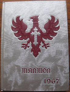 1967 McMaster Marmor Yearbook