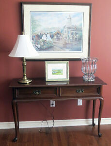 Gibbard Cherry Sofa Table