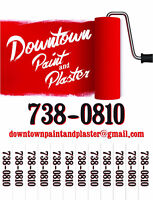 Professional interior/ exterior painters available