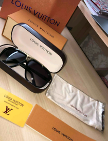87d3b54ba3 Louis Vuitton Evidence Sunglasses (New)
