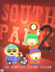 South Park - The Complete Seasons 2 and 4 DVD Kitchener / Waterloo Kitchener Area image 1