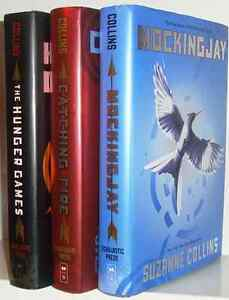Hunger game books Windsor Region Ontario image 1