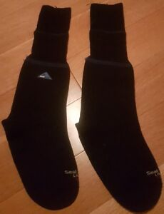 Seal Skinz Waterproof Socks (men's size large)
