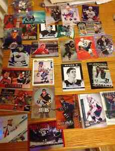 27 Insert Hockey Cards - Rookies - Numbered - High Book Value