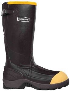 LaCrosse Insulated ALpha Aggressive 800G ST Work Boots
